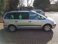 Ford Galaxy 1.9 TDi Ghia 5dr qick sale, new cambelt