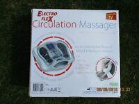 Circulation foot / leg massager