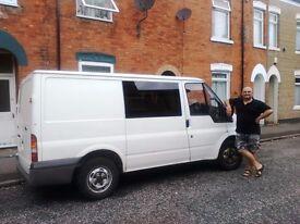 Van Man Plus: man with van serving the Hull and Humber region.