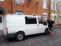 Van Man Plus: man with van serving the Hull and Humber region.