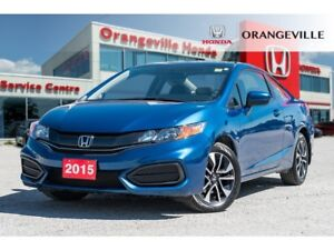 2015 Honda Civic EX|BACK UP CAM|LANE CHANGE CAM|SUNROOF