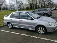 Mitsubishi Lancer 2007 1.6 Equippe 4dr Great Condition