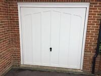 A1 CARDALE GARAGE DOOR NO PAINT FINISH CAR HENDERSON DIY