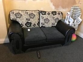 4 & 2 seater sofas