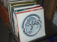 "120 x 12"" Trance / Hard House Vinyl Collection. TRANCE JOB LOT!!"