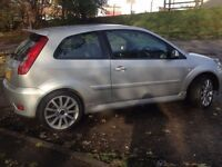 Ford Fiesta ST - Silver 2006