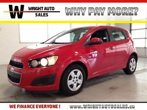 2013 Chevrolet Sonic LS| BLUETOOTH| A/C| 25,292KMS