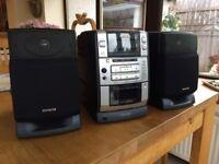 Aiwa Mini Stereo System
