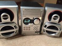 Philips Micro Hi-Fi System - Very good condition