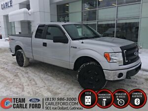 2014 Ford F-150 Cabine Super 4RM 163 po XLT