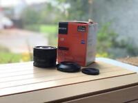 Sony Zeiss 35mm 2.8 FE Lens