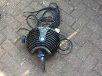 OASA Aquamax 6000 pond pump for sale, price negotiable