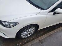 Mazda, 6, Saloon, 2014, Manual, 2191 (cc), 4 doors