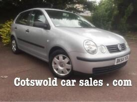 2005-54 vw polo 1.4 auto twist 5 door 15 service stamps !!!! 49000 miles!!