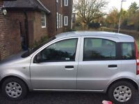 2010 10 Fiat Panda 1.2 Dynamic Eco 5 door hatch low miles £30 tax