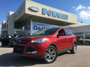 2014 Ford Escape SE | 1 OWNER | NAVI | MOONROOF | 56000KM's