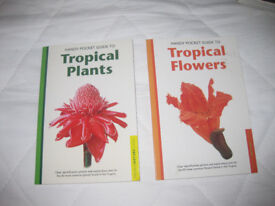 Handy Pocket Guides to Tropical Flowers & Plants