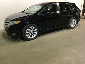 2014 Toyota Venza XLE /AWD / CUIR / TOIT PANORAMIQUE