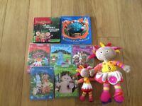 In the garden Toy/DVD bundle