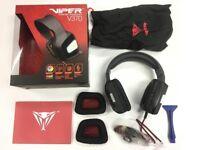 Viper v370 gaming headset in box