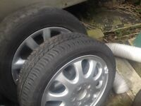 Goodyear 195/50/16 tyre !