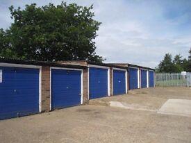 Garages to Rent: Grange Rd, Romford - ideal for storage/ car etc