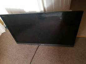 Sony TV For repair or parts