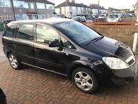 VAUXHALL ZAFIRA 2010 ONLY 69K FULL SERVICE HISTORY IMMACULATE CONDITION