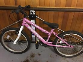 2 kids bikes - no gears suit 5-9 years