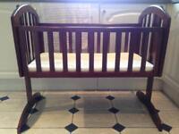 Obaby Sophie Swinging Crib