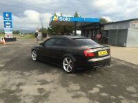 2002 Audi A4 S line Kitted