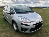 Citreon C4 Picasso. 2009. Low Milage