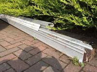FREE : Box gutter and assorted trim parts for RoofWright conservatory