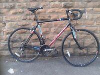 NEW British Eagle Sprint Road Bike 22 inch Racer Racing RRP £225