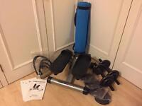 Gym Equipment - Stepper, Divina Yoga Mat and 15kg adjustable Weights!