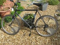 OLD RALEIGH MAGNUM MENS MOUNTAIN BIKE £20 RIDE AWAY