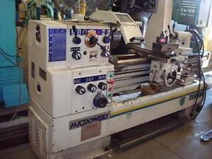 Microweily Engine Lathe