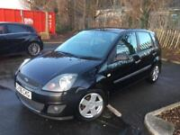 2006 Ford Fiesta 1.6 Tdci 12 Mot Tax £30 a year