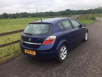 2004 Vauxhall Astra SXI 1,6 litre 5dr