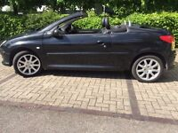 Peugeot Coupe 206 CC ALLURE HDI 2 doors Convertible