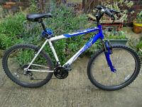 30£ NOW Gent's apollo xc26 moutain bike +accessories