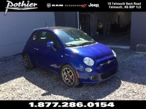 2012 Fiat 500 Sport | CLOTH | SUNROOF | KEYLESS |