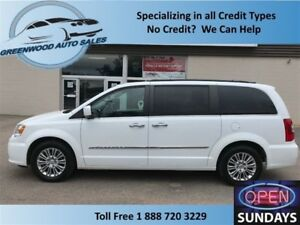 2015 Chrysler Town & Country LEATHER! NAVI! SUNROOF! DVD! CALL N