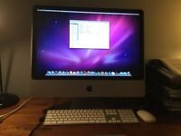 2007 iMac with Keyboard & Mouse