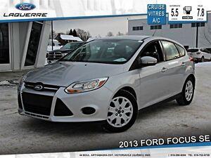 2013 Ford Focus **SE*SIÈGES CHAUFFANTS*CRUISE*A/C**