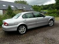 Jaguar X-TYPE V6 Sport 2001