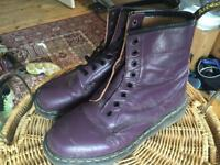 Original size 5 Doc Martins