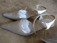 Rainbow Club Emily bridal shoes, size 6/39
