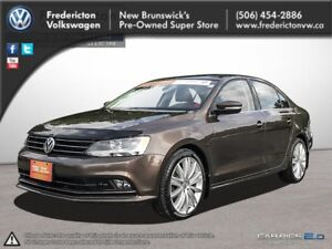 2015 Volkswagen Jetta Highline 2.0 TDI 6sp