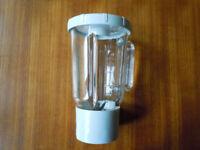 Kenwood glass liquidiser/blender attachment.